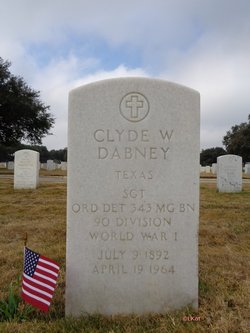 Clyde W. Dabney