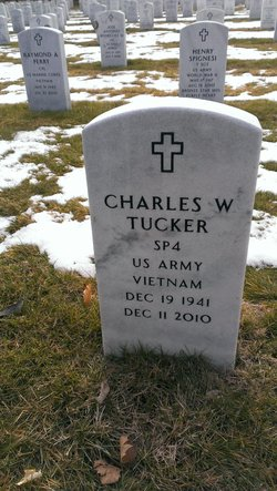 Charles W Tucker
