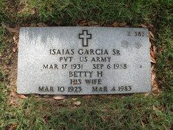 Isaias Garcia, Sr