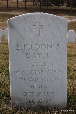 Sheldon S Gayle