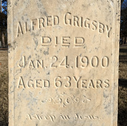 Alfred Grigsby