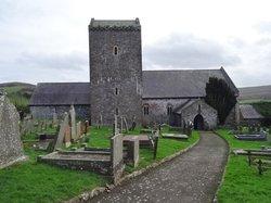 St Cenydd Churchyard, Llangennith