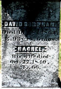 David Burnham, III