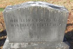 Leon A Bowers