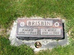 Viola <I>Myrle</I> Brisbin