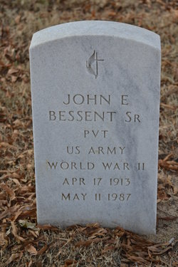 John E Bessent, Sr