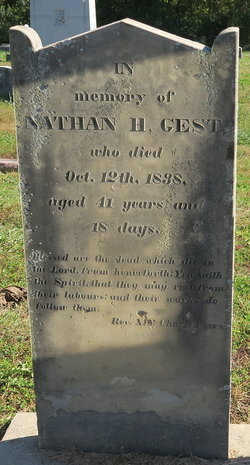 Nathan Howell Gest
