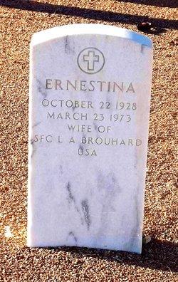 Ernestina Brouhard