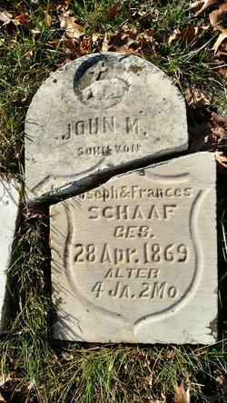 John M. Schaaf