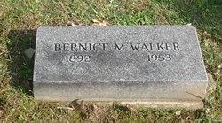 Bernice M <I>Penoyer</I> Walker