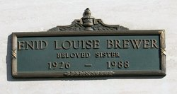 Enid Louise <I>Forbes</I> Brewer