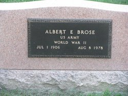 Albert E. Brose