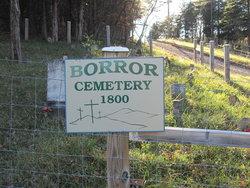 Borror Family Cemetery