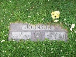 L. E. Johnson
