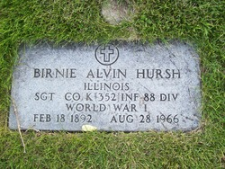 Birnie Alvin Hursh