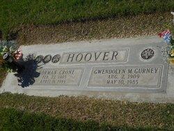 Gwendolyn Martha <I>Gurney</I> Hoover