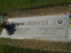 Norman Crone Hoover