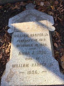 Anna <I>Long</I> Harper