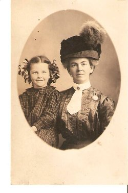 Mary E. <I>Cannon</I> Lane