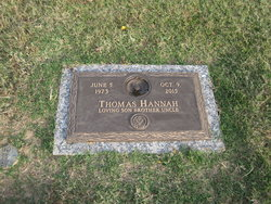 Thomas Hannah
