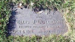 """Ellis James """"Bud"""" Colligan"""