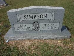 Andes Emmett Simpson, III
