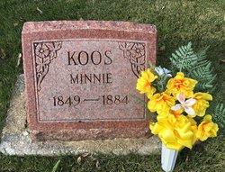 Minnie Koos
