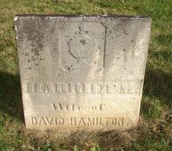 Harriet M <I>Hamilton</I> Hamilton