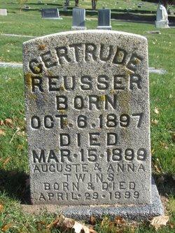 Gertrude Reusser