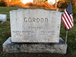 Helen <I>Yerks</I> Gordon