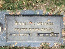 Jennell C Monroe