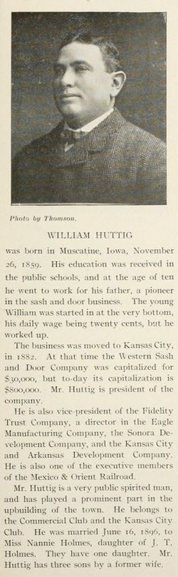 William Huttig