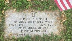 Sgt Joseph S Zippilli