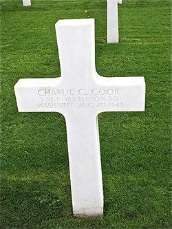 SSgt Charlie G Cook