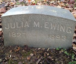 Julia <I>Mitchell</I> Ewing
