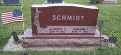 Alberta G Schmidt