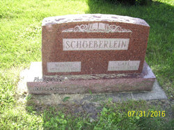 Minnie <I>Alliger</I> Schoeberlein