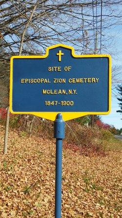 Episcopal Zion Cemetery