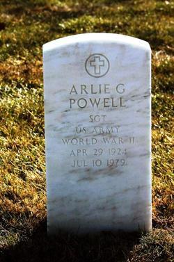 Arlie G. Powell