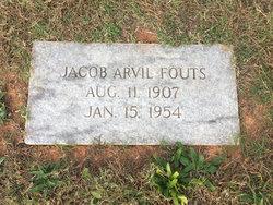 Jacob Arville Fouts, Sr