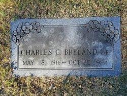 "Charles Gregory ""Greg"" Breland"