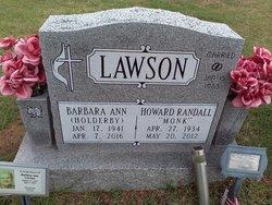 Barbara Ann <I>Holderby</I> Lawson