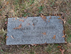 Robert P Deltufo