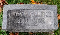 Lucy M. Allison
