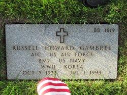Russell H Gambrel