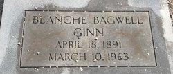 Anna Blanche <I>Bagwell</I> Ginn