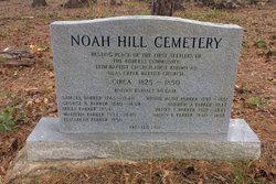 Noah Hill Cemetery