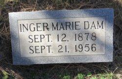Inger Marie Catherine <I>Jorgensen</I> Dam