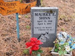 Maurice Eakin Shinn