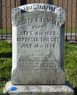 Joseph E. Lowden